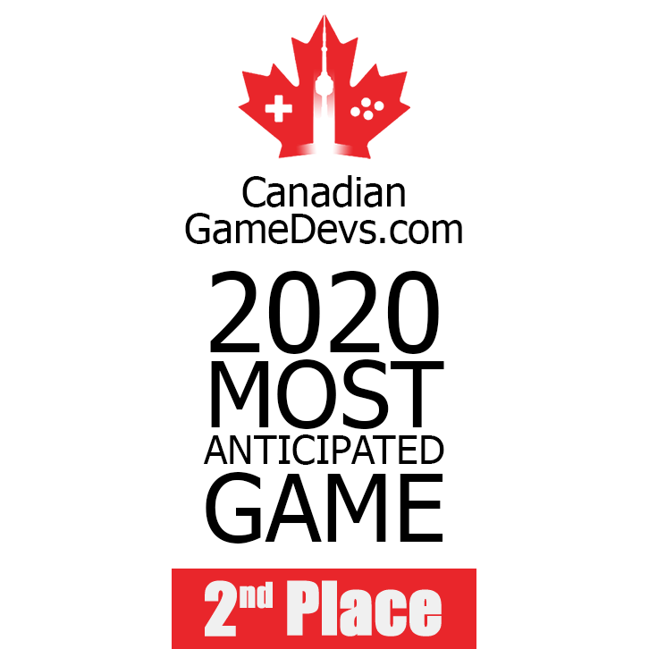 Most Anticipated Game of 2020 - 2nd place badge